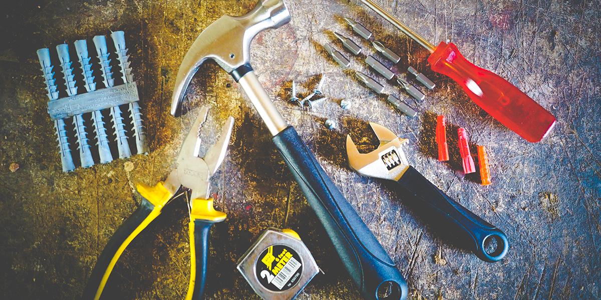 การออกแบบและเทคโนโลยี ม.1 เครื่องมือช่าง